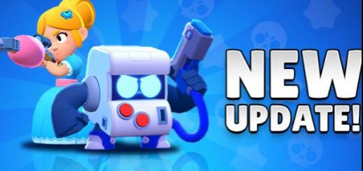Brawl Stars AUGUST UPDATE New Brawler - 8-BIT - APK