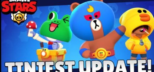Download NOVEMBER'S TINIEST UPDATE! Brawl Stars 23.72