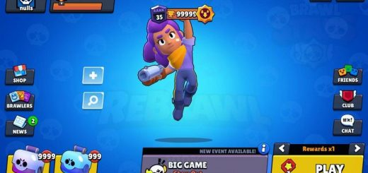 ReBrawl classic Privat server Brawl Stars 2020