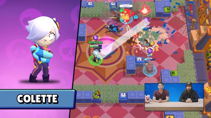 Download Nulls brawl with new brawler Colette