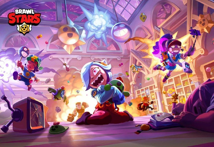Download Brawl Stars 29.258 with Colette