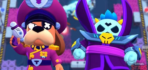 DOWNLOAD BRAWL STARS with Colonel Ruffs Brawler, Space Skins and more