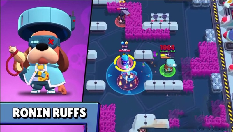 DOWNLOAD NULLS BRAWL WITH New Brawler Colonel Ruffs
