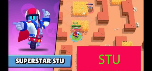 Download Brawl Stars with a new brawler STU
