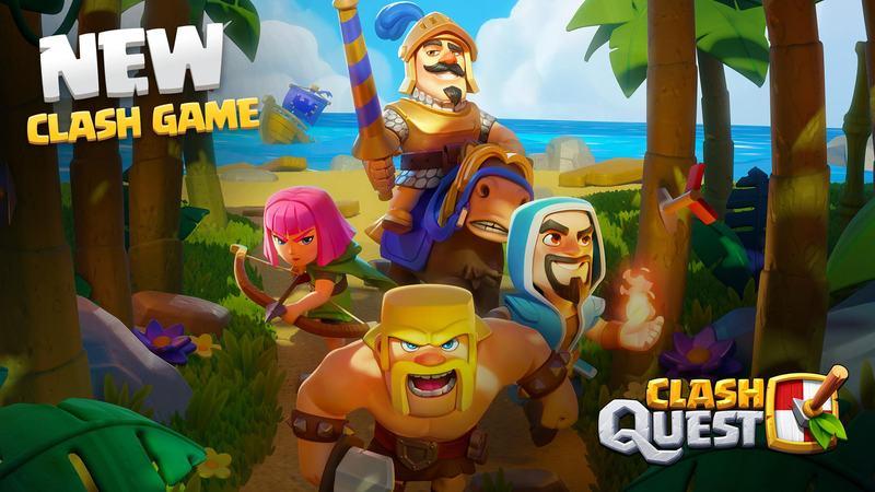 DOWNLOAD Clash Quest 0.72
