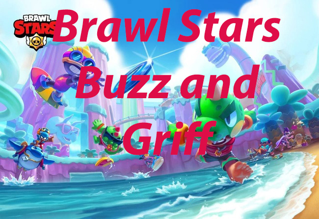 Download Brawl Stars with new BRAWLERS Buzz and Griff and SKINS